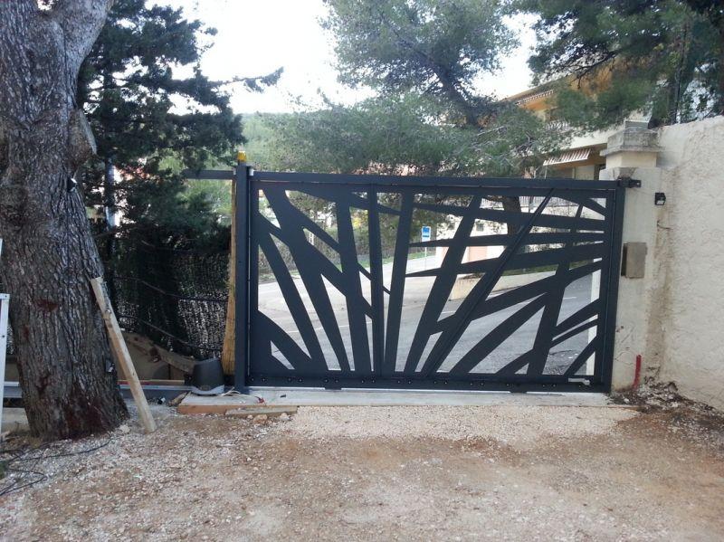 devis portail coulissant Nœœux-les-Mines